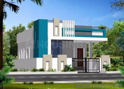 Gallery Cover Image of 850 Sq.ft 2 BHK Independent House for buy in Clement Town for 4565000
