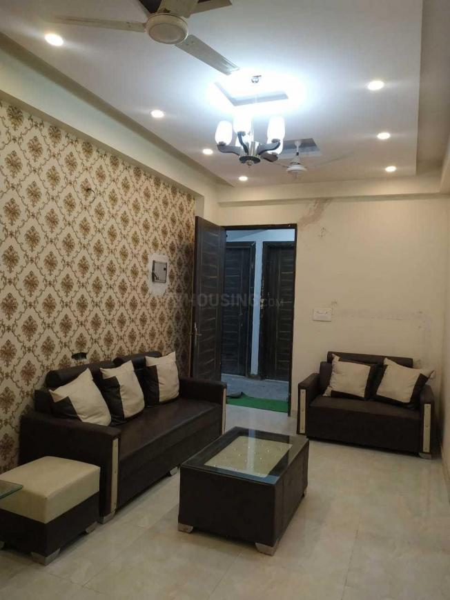 Living Room Image of 950 Sq.ft 2 BHK Independent Floor for buy in Noida Extension for 2350000