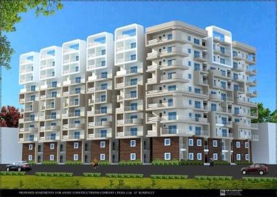 Gallery Cover Image of 1652 Sq.ft 3 BHK Apartment for buy in Bolarum for 6608000