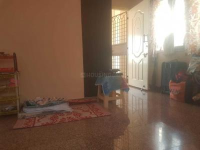 Gallery Cover Image of 288 Sq.ft 1 RK Independent Floor for rent in Murugeshpalya for 7500