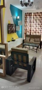 Gallery Cover Image of 1500 Sq.ft 3 BHK Independent Floor for rent in Woodstock, Sector 52 for 40000