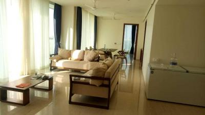 Gallery Cover Image of 2412 Sq.ft 3 BHK Apartment for buy in Ceebros One 74, Raja Annamalai Puram for 55400000
