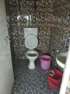Bathroom Image of Soumi PG in Kalyani Nagar