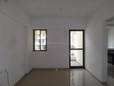 Gallery Cover Image of 850 Sq.ft 1.5 BHK Apartment for rent in Mont Vert Blue Bells Aura, Pashan for 15500