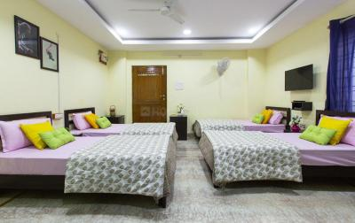 Bedroom Image of PG In Gachibowli With Top-notch Amenities in Gachibowli