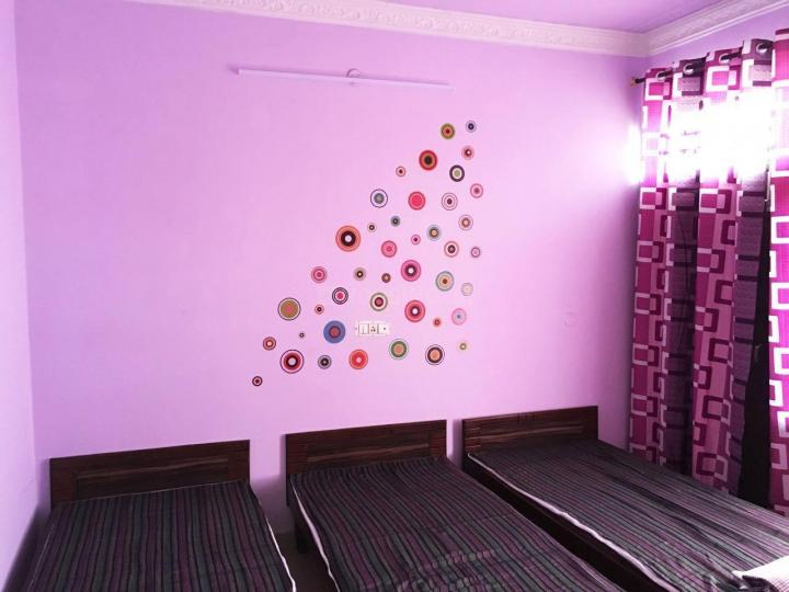 ठाणे वेस्ट में रेंट ए फर्निश्ड पीजी इन ठाणे यन्ह के बेडरूम की तस्वीर