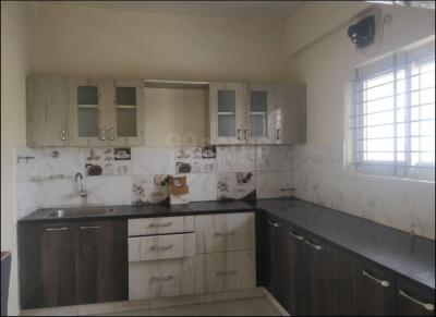 Kitchen Image of 1140 Sq.ft 2 BHK Apartment for rent in Akshayanagar for 16500