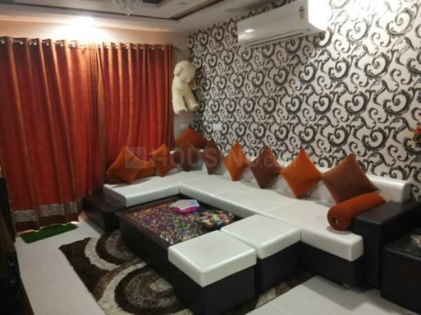 Living Room Image of 1345 Sq.ft 2 BHK Apartment for buy in Chaukhan for 5500000