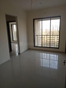Gallery Cover Image of 625 Sq.ft 1 BHK Apartment for rent in Karanjade for 6000