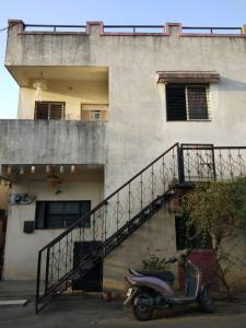 Gallery Cover Image of 750 Sq.ft 1 BHK Independent House for rent in Dhayari for 9000