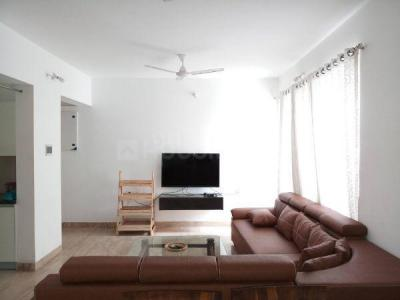 Gallery Cover Image of 1700 Sq.ft 3 BHK Apartment for rent in Kharadi for 38000