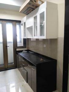 Kitchen Image of 995 Sq.ft 2 BHK Apartment for rent in L And T Emerald Isle T4 T5 T6, Powai for 50000