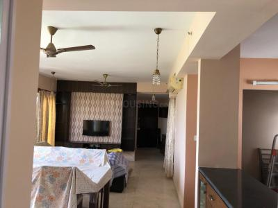 Gallery Cover Image of 1800 Sq.ft 3 BHK Apartment for rent in New Town for 35000