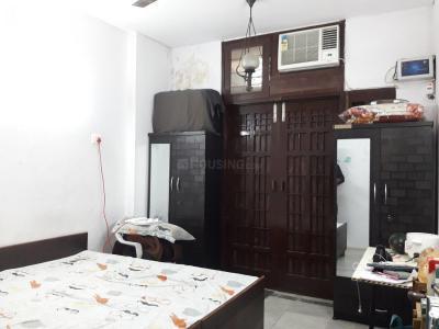 Bedroom Image of Kumar PG in Najafgarh Road Industrial Area