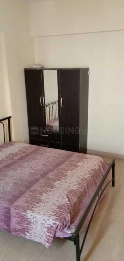 Bedroom Image of 1355 Sq.ft 2 BHK Apartment for rent in Nerul for 60000