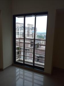 Gallery Cover Image of 655 Sq.ft 1 BHK Apartment for rent in Dehdia Platinum Lawn, Kasarvadavali, Thane West for 14500