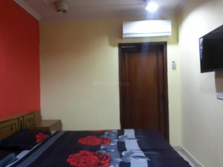 Living Room Image of 400 Sq.ft 1 BHK Apartment for rent in Sant Nagar for 16000