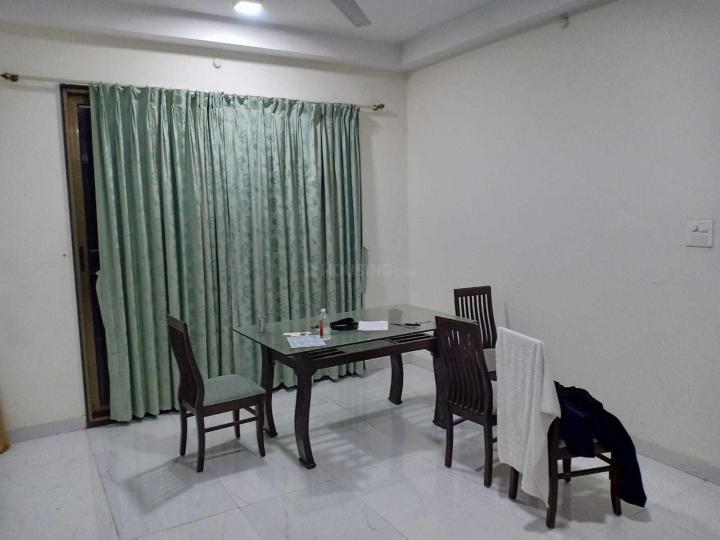 Dining Area Image of 1700 Sq.ft 3 BHK Apartment for rent in Parel for 130000