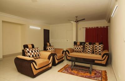 Gallery Cover Image of 2200 Sq.ft 4 BHK Apartment for rent in Kukatpally for 7500