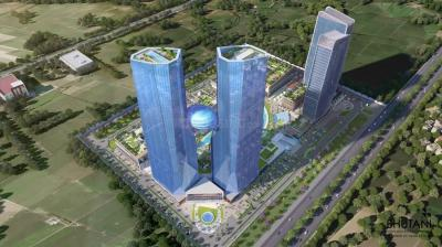 Gallery Cover Image of 200 Sq.ft 1 RK Independent Floor for buy in Supertech Ecociti, Sector 137 for 1799000