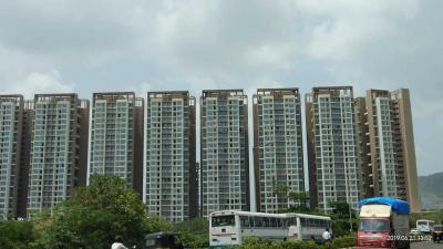 Gallery Cover Image of 1050 Sq.ft 2 BHK Apartment for buy in Dighe for 14500000