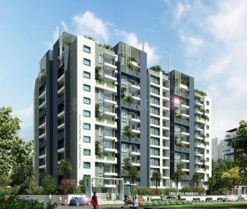 Gallery Cover Image of 1150 Sq.ft 2 BHK Apartment for buy in Visalakshi Prakruthi by Visalakshi Housing Projects, Jakkur for 6415237
