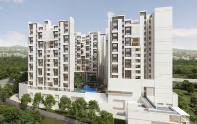 Gallery Cover Image of 736 Sq.ft 1 BHK Apartment for buy in Wakad for 4795703