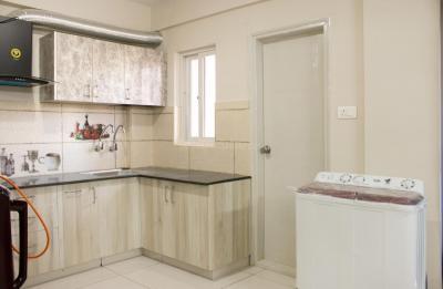 Kitchen Image of P Babu 205 in Hennur