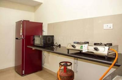 Kitchen Image of F509 Platinum City in Malleswaram