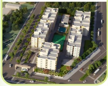 Gallery Cover Image of 2060 Sq.ft 3 BHK Apartment for buy in Ramky Discovery City, Malikdanguda for 8700000