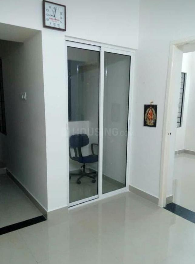 Living Room Image of 455 Sq.ft 1 BHK Apartment for rent in Chengalpattu for 7000