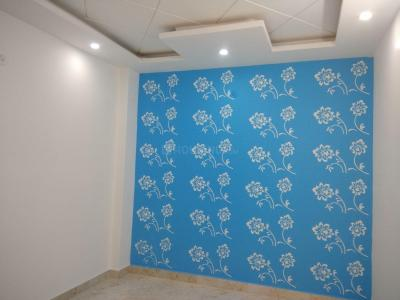 Gallery Cover Image of 540 Sq.ft 2 BHK Independent Floor for rent in Dwarka Mor for 10000