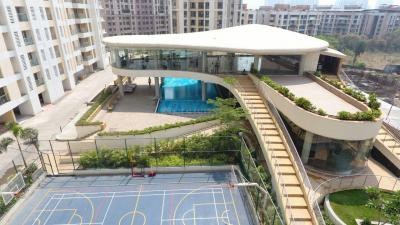 Gallery Cover Image of 1180 Sq.ft 3 BHK Apartment for rent in Thane West for 28000