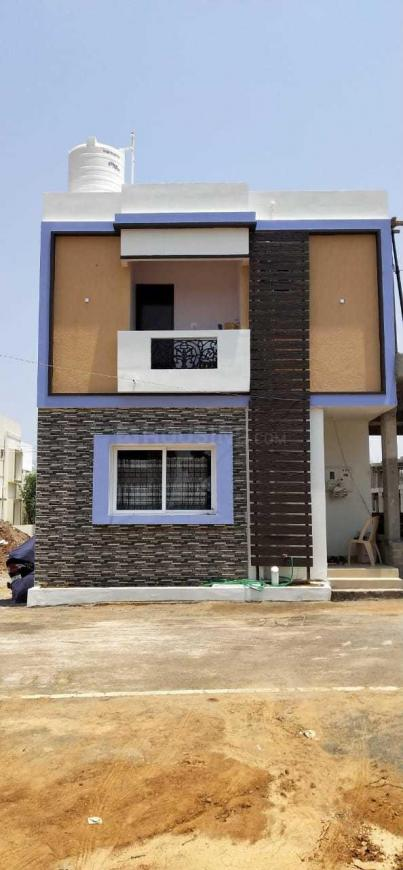 Building Image of 750 Sq.ft 2 BHK Villa for rent in Kondamangalam for 17000