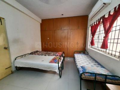 Bedroom Image of Pintu North Indian PG in Thoraipakkam