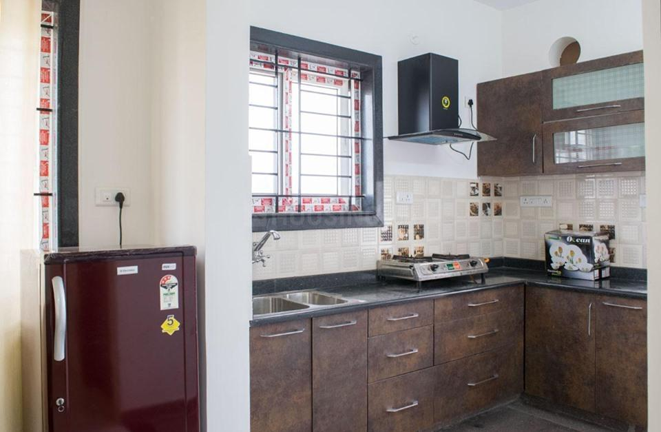 Kitchen Image of 1247 Sq.ft 3 BHK Villa for buy in Whitefield for 5611500