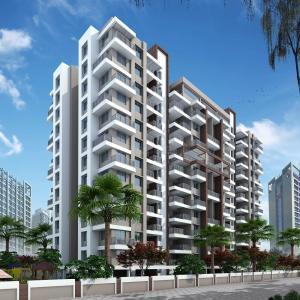 Gallery Cover Image of 1148 Sq.ft 2 BHK Apartment for buy in Millennium Aqua Millennium, Ravet for 6150000