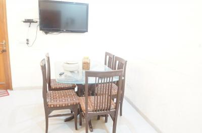 Dining Area Image of Shree Shyam PG in Sector 43