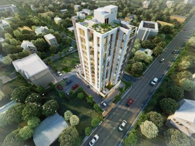 Gallery Cover Image of 940 Sq.ft 2 BHK Apartment for buy in Tollygunge for 5358000