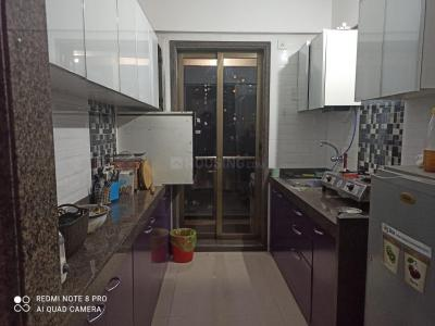 Kitchen Image of Hall Occupancy In 3bhk in Andheri West
