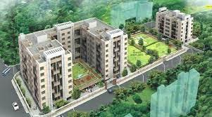 Gallery Cover Image of 647 Sq.ft 1 BHK Apartment for buy in Alliance Nisarg Phase II, Wakad for 4500000