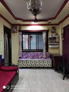 Gallery Cover Image of 700 Sq.ft 1 BHK Apartment for rent in Airoli for 23000