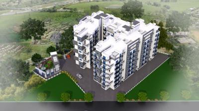 Gallery Cover Image of 725 Sq.ft 2 BHK Independent Floor for buy in Badlapur West for 2827500