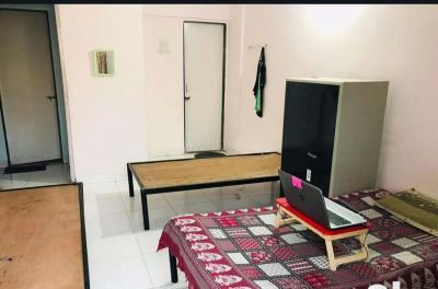 Bedroom Image of Vanaraji Heights in Kothrud