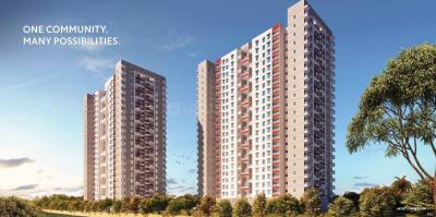 Gallery Cover Image of 651 Sq.ft 1 BHK Apartment for buy in Hinjewadi for 3800000