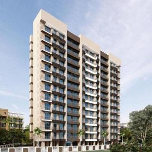 Gallery Cover Image of 680 Sq.ft 1 BHK Apartment for buy in RNA N G Tivoli Phase II, Mira Road East for 5390000