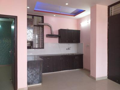 Kitchen Image of 1100 Sq.ft 2 BHK Apartment for buy in Kargi for 4200000