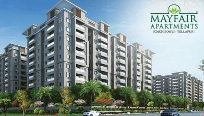 Gallery Cover Image of 1825 Sq.ft 3 BHK Apartment for buy in Green Mark Mayfair Apartments, Osman Nagar for 12000000