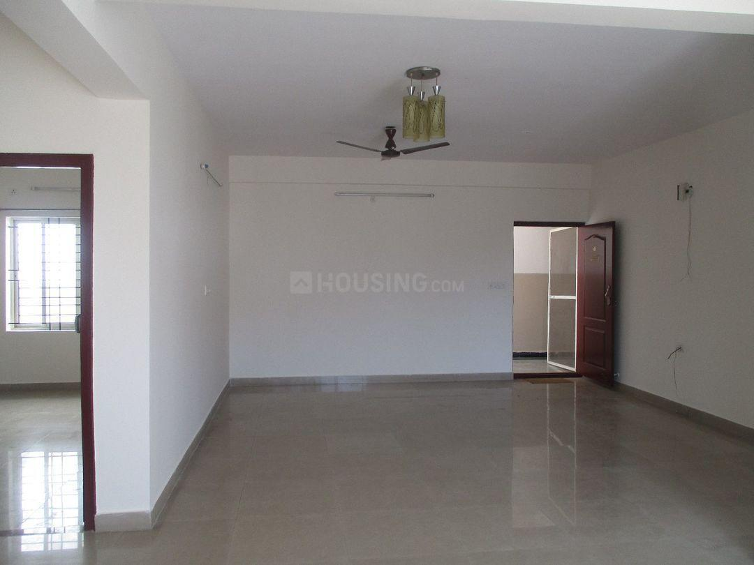 Living Room Image of 1700 Sq.ft 3 BHK Apartment for buy in Krishnarajapura for 9000000