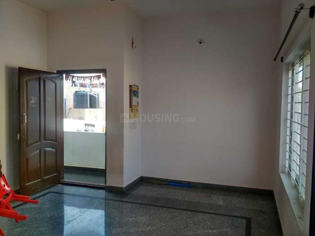 Living Room Image of 655 Sq.ft 1 BHK Apartment for rent in Kalyan Nagar for 13800